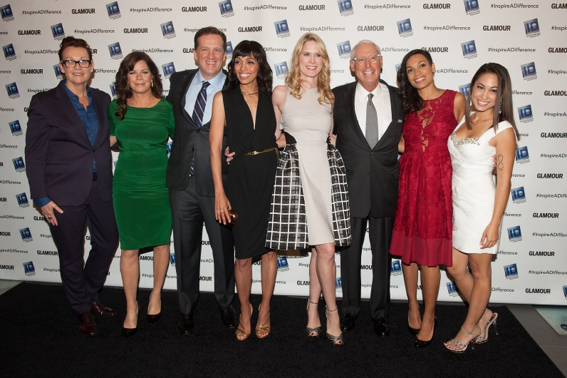 Rosario Dawson, Marcia Gay Harden, Tamara Taylor, Stephanie March, Mary Connelly, Henry Scheiff, Kevin Bennett, Nicole Russell