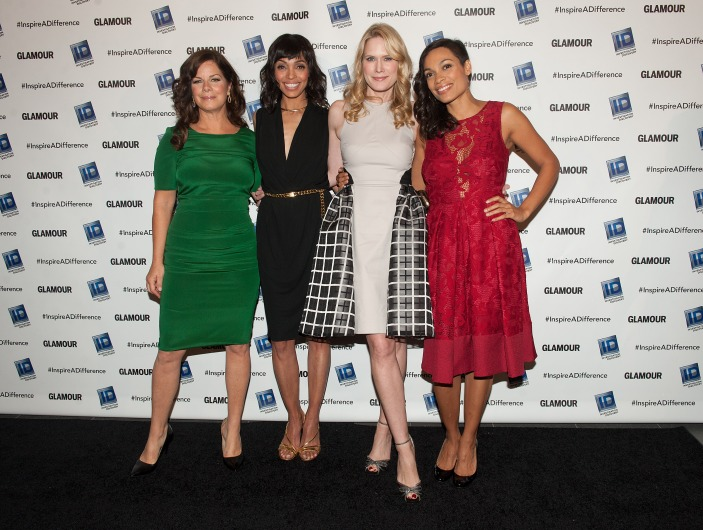Rosario Dawson, Marcia Gay Harden, Tamara Taylor, Stephanie March