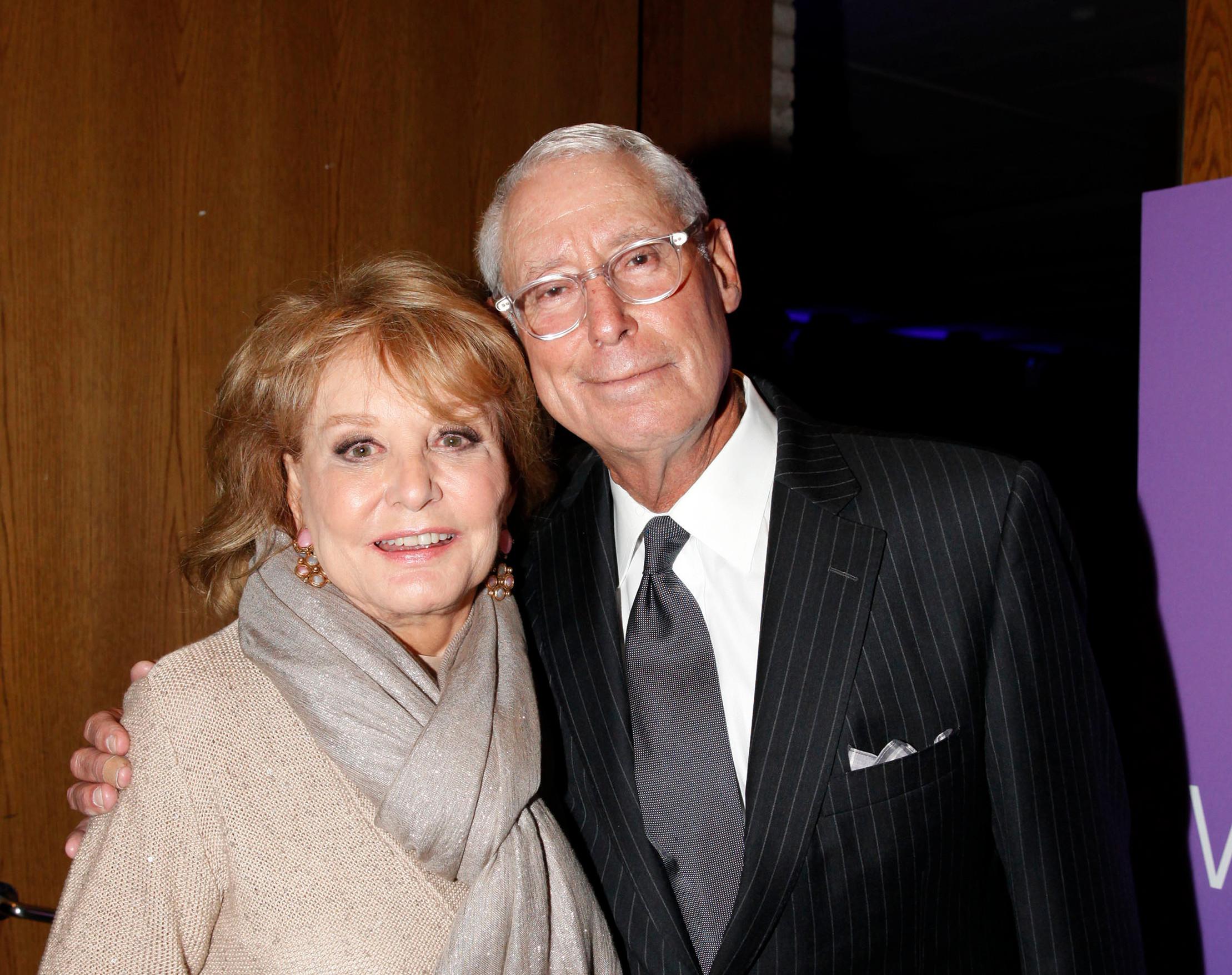 IaD – Henry Schleiff & Barbara Walters